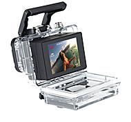Wasserdichte LCD-Batterie-WiFi BacPac Erweiterung Back Cover für GoPro HD HERO 1/2/3