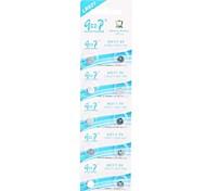 LR621 AG1/LR621/364/164 1.5V Super Alkaline Button Cell Batteries (10 PCS)