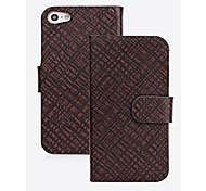 Graphic Special Design Leather Case for iPhone4/4S