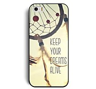 Elonbo J1S Catch the Dream of the Net Case Cover for iPhone 5/5S