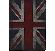 Retro UK Flag Pattern PU Leather Case with Stand for iPad Air / iPad 5