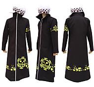 einem Stück Trafalgar Recht 2 Jahre später cosplay Mantel