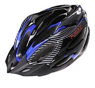 Casque Vélo (Noir / Bleu , PC / EPS)-de Femme / Homme / Unisexe - Cyclisme / Cyclisme en Montagne / Cyclisme sur Route / Cyclotourisme