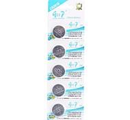 CR2016 3V Super Lithium Button Cell Batteries (5 PCS)