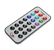 Mp3 Remote Microcontroller Remote Control Infrared Remote Controller