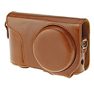 B-GC100-BR Mini Bag per la macchina fotografica (Brown)