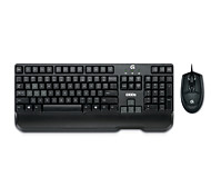 Logitech G100S Wired Optical 2400dpi Presice Gaming Keyboard+Mouse Suit