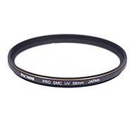 PACHOM Ultra-Thin Design Professional SMC UV Filter (58mm)