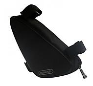Tube Ciclismo nylon resistente al agua Logo antidesgaste Reflective raya Aire libre Bike Bag bicicletas bolso del triángulo