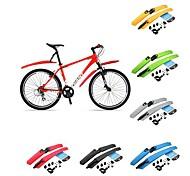De alta calidad de goma suave del lanzamiento rápido de la bicicleta Guardabarros