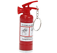 Fire Extinguisher Shape Plastic Windproof Gas Lighter