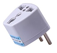 KPT-17 High Quality Multifunctional Universal EU Travel AC Power Adapter Plug (250V, 10A)