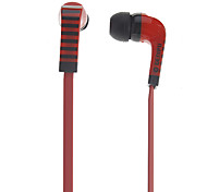 Genipu GNP-89 Stereo In-Ear Earphone with Mic for PC/Mobilephone