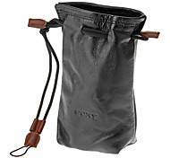Bag-SN-BK Pecora Mini Bag per fotocamera (Nero)