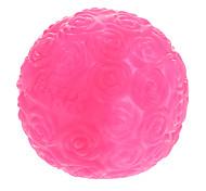 Pink Rose Shaped Colorful LED Night Light (3xAG13)