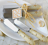 Star Butter Knife, Set of 2, W12.5cm x L4cm x H2.3cm