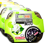 Fruits Hour Car Air Freshener Charcoal Solid Perfume