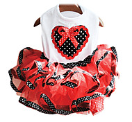 Sweet Princess Style Dress for Pets Dogs (Assorted Sizes)