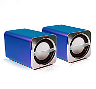 018 Mini Bass Portable Loudspeaker Box for Laptop/PC
