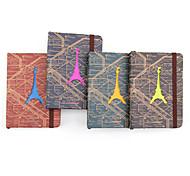 Carino Quaderni Eiffel Rilegato (4 colori, 1 libro)