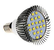 5W E14 LED a pannocchia MR16 20 SMD 2835 370-430 lm Luce fredda AC 220-240 V