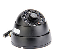 "1/4"" CMOS 420TVL 10IR LED Waterproof Security Camera"