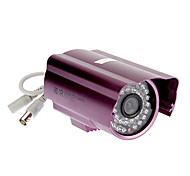 "1/3"" CMOS 600TVL 36IR  Waterproof Security Camera"