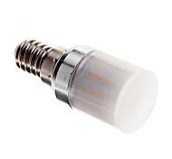 Focos LED E14 3W SMD 3014 260-300 LM Blanco Cálido AC 100-240 V