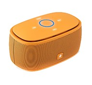 KINGONE K5 Portable Wireless Bluetooth V3.0 Bass 2-CH Speaker with TF - Pink / Red / Gray /Orange