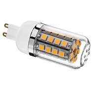 G9 5 W 36 SMD 5050 480 LM Warm White T Dimmable Corn Bulbs AC 110-130 V