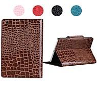 peau de crocodile boucle de cas de modèle pour l'ipad mini-3, Mini iPad 2, iPad mini (couleurs assorties)