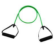 Látex de Fitness exercício do estiramento Pull Corda - Verde