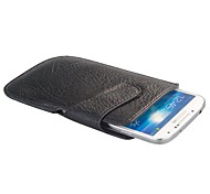 High Quality Leather Pouch Case voor Samsung I9500