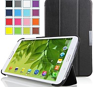 Mulbess Slim Magnetic Leather Case Cover with Stand for Samsung Galaxy Tab Pro 8.4