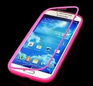 Tinta unita con Touch Screen Caso Full Body per Samsung Galaxy S4 i9500 (colori assortiti)