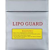 RC LiPo батареи безопасности сумка Безопасный гвардии зарядки мешок Цвет Серебристый (Малый)