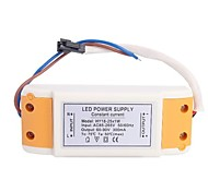 (18-25)x1W LED Driver Power Source Converter for Ceiling Light (60-90V,300mAh)