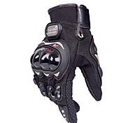 PRO-BIKER MCS-01C Professional Full Finger Nylon Gloves for Man
