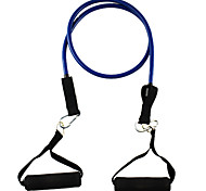 Latex Fitness Exercise Stretch Pull Rope - Blue