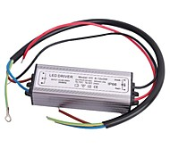 Waterproof IP66 (8-12)x3W LED Driver Power Source Converter (25-40V,600mAh)