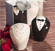 Creative Exquisite Formal Wear Design Salt & Pepper(2 PCS)