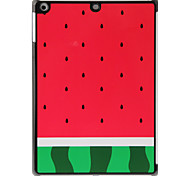 The Pulp of Watermelon Pattern PC Hard Case for iPad Air