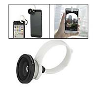 Universal Clip Sur Fisheye pour Iphone 5 5S / 4 / 4S + Plus
