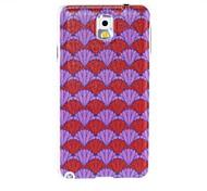 Kinston Pink der Fan-Muster Kunststoff Hard Case für Samsung Hinweis3