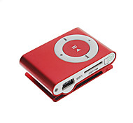 TF Card Reader Digital Mini MP3 Player com Clip