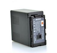 DSTE 7.4V 5900mAh VW-VBG6 Li-ion Battery for Panasonic AG-HMC71MC AG-HMC73MC AG-HMC-150CM