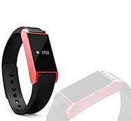 Bluetooth Saúde Pedômetro inteligentes Pulseiras com Sports Rastreamento do sono