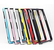 Stoßfeste TPU Silikon-Gel Rubber Bumper Case für Sony Xperia Z1 L39H