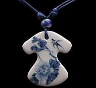 Classic (Kleidung) Ceramic Halskette Blau (1 PC)