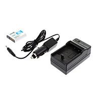 ismartdigi-Sony BG1 NP-FG1 1100mah, cargador 3.6V batería de la cámara + del coche para SONY HX5C WX1 T20 WX10 HX7 T100 HX10